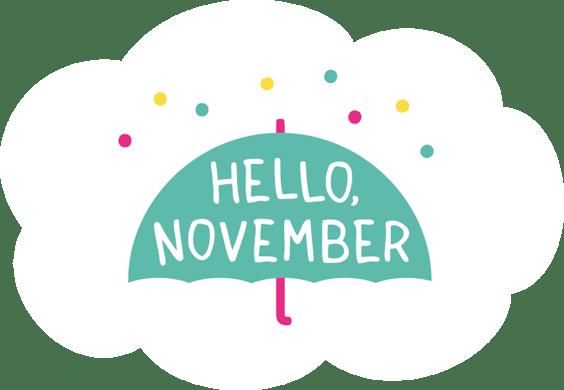 Hello November Logo