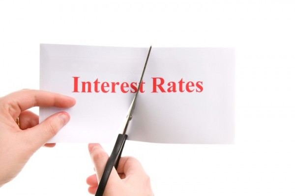 Cutting interest rates