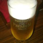 Suntory - Japanisches Bier