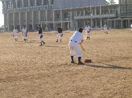 米沢七中野球部