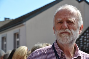 Der Journalist Claus Biegert (Foto: Anne Tritschler / IPPNW | CC 2.0 (creativecommons.org/licenses/by-nc/2.0/#))