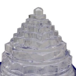 2 kg Big Crystal Shree Meru Yantra from Rudrapuja