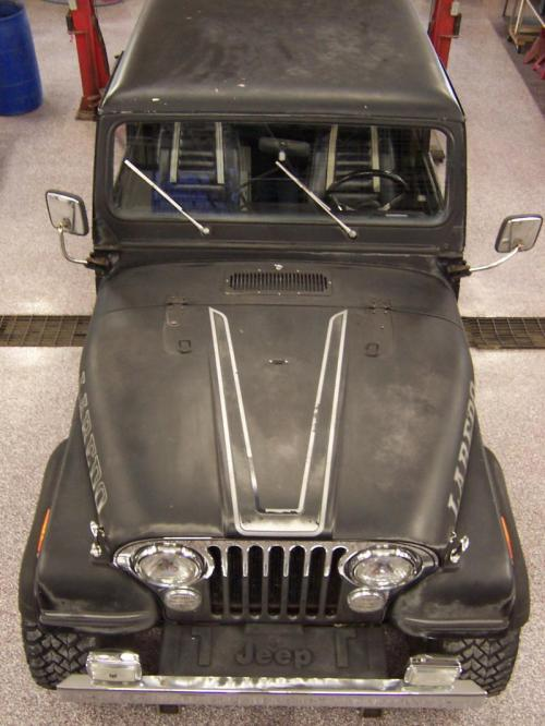 small resolution of original straight chrome front bumper chrome mirrors grill overlay all in much better than expected condition jeep frame cover