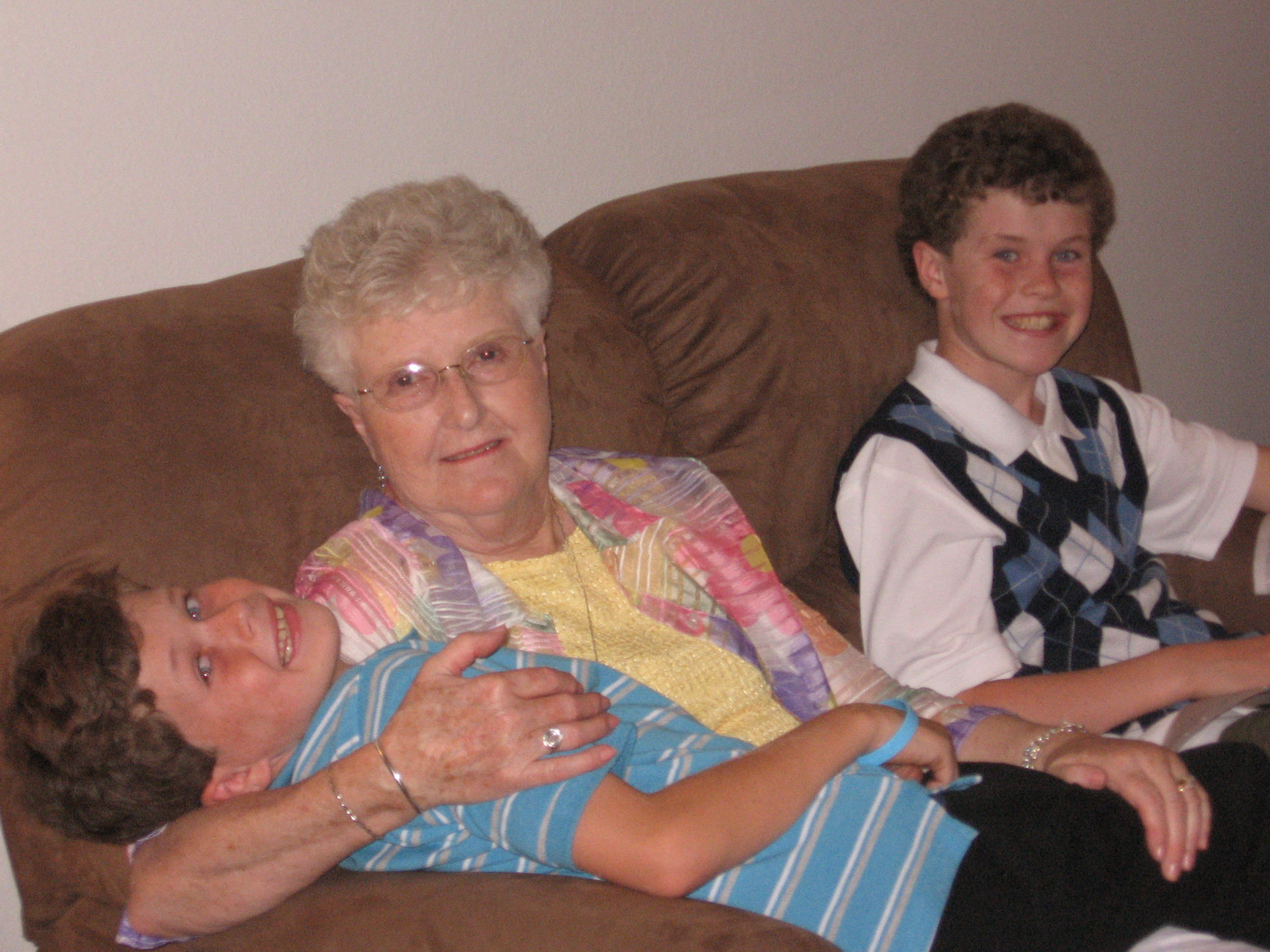 Tickles from G'ma Jo