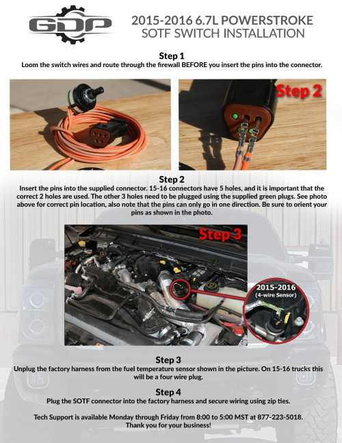 small resolution of  instructions f dpf wiring diagram on 2008 f250 exhaust 2008 f750 wiring diagram