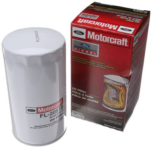 small resolution of motorcraft oem motorcraft oil filter for 11 17 6 7 powerstroke
