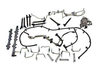 OEM Fuel System Contamination Repair Kit For 17-19 6.7