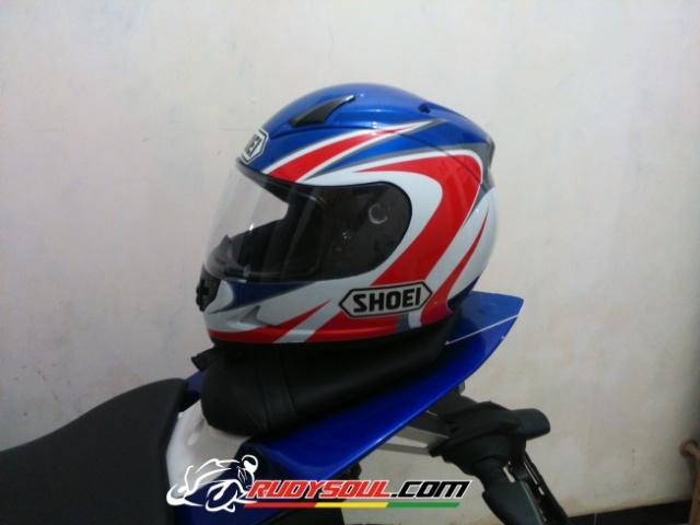 Repaint Helm Hadiah R15manteb tenan hasilnya  Rudy SouL