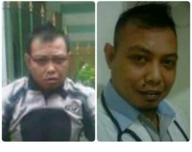 Biker pemalak Surabaya bekerja di sebuah Rumah Sakit?