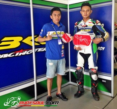 BKMS Racing Team,tim Balap Asal Blitar yang bikin Tim Besar Pabrikan ketar-ketir di ARRC.