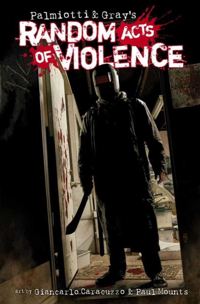 """Exclusive comments: Jay Baruchel commits """"RANDOM ACTS OF VIOLENCE ..."""