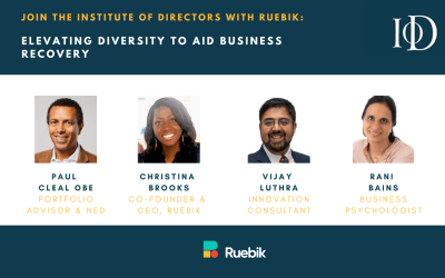 Inclusive Leadership Series: Elevating Diversity to Aid Business Recovery