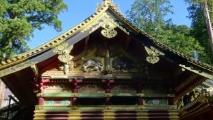 Toshi Gu-temple in Nikko
