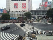 Crossroads in Shibuja