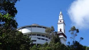 Te church of Montserrat
