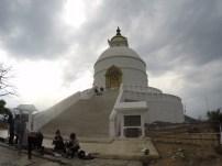 peace stupa