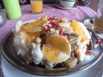 best breakfast ever in Pokhara
