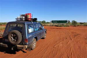Adventure tour in the Australian Outback