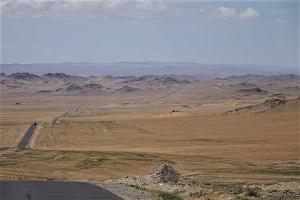 Durchquerung der Mongolei