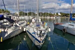 Yachthafen Fidschi