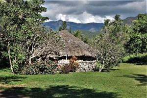 Hut Kanak New Caledonia
