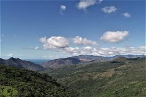 Neukaledonien Berge