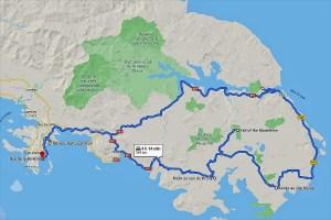 New Caledonia Le Grand Sud Tour
