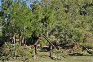 Neukaledonien Kanakenhütte