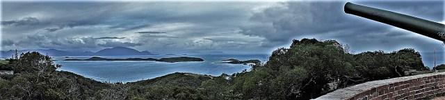 Canons de Nouville New Caledonia