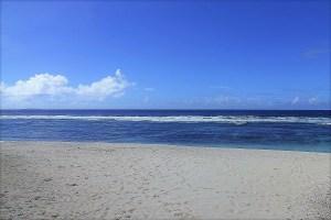 beach and ocean Tonga