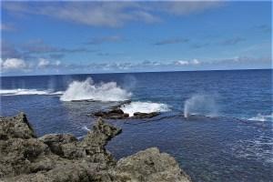 Mapu'a ʻA Vaea Blow Holes Tonga