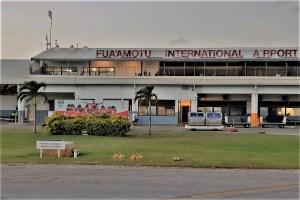 Fua'amotu Tonga International Airport