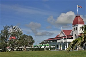 kings palace in Nukuʻalofa Tonga