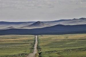 Durch die Mongolei