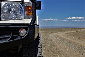 Landcruiser in der Mongolei