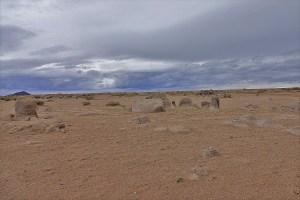 Steinwüste Mongolei