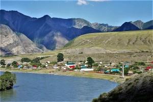 Im Altai Gebirge