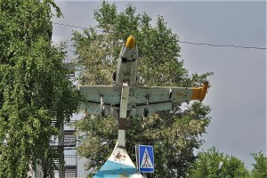 Denkmal in Barnaul