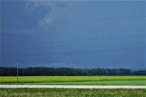 Gewitter im Altai