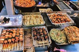 Garküche Namdaemun Market