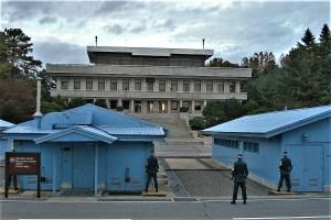 Inner-Korean border Panmunjom