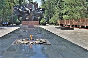 Park der 28 Panfilowzy, Almaty