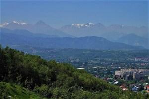 Tian-Shan Mountains, Almaty