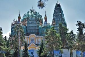 Christi-Himmelfahrt / Senkow Kathedrale, Almaty, Kasachstan