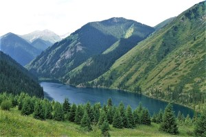 Kolsai See Kasachstan