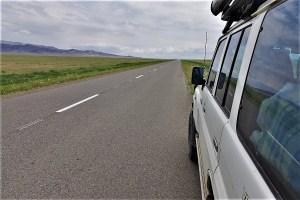 Im Südosten von Kasachstan