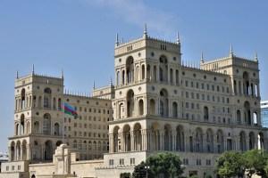 Präsidentenpalast Baku
