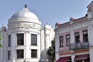 Haus in Tbilissi, Georgien