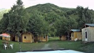 Campsite Kazbegi, Georgia
