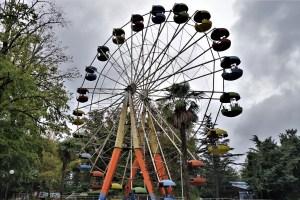Kinder Vergnügungspark, Kutaissi, Georgien